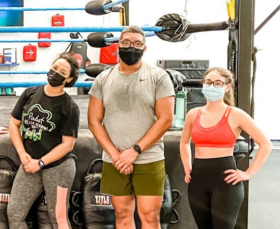Mask Usage Mandatory at Danbury Platinum Fitness Gym